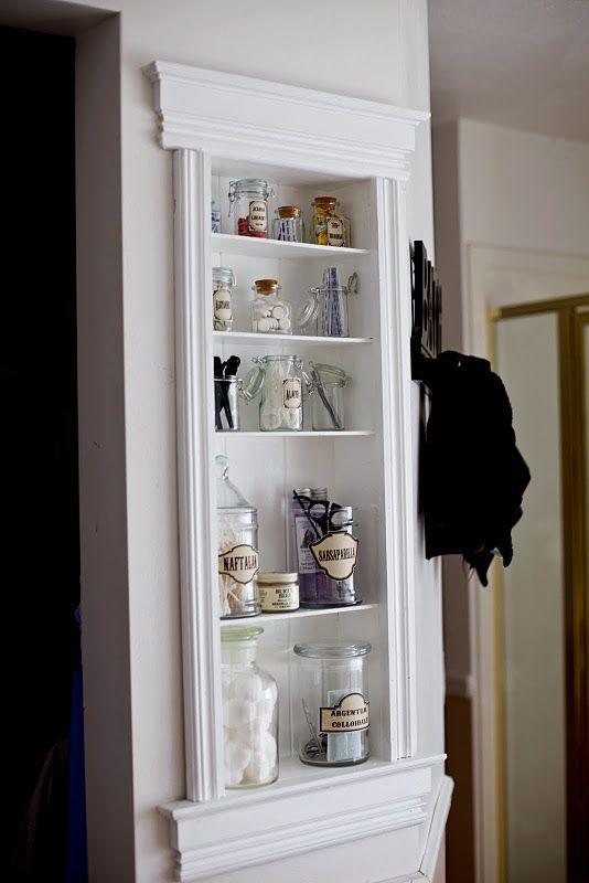 Estanter as y armarios para el cuarto de ba o for Estanteria bano bauhaus