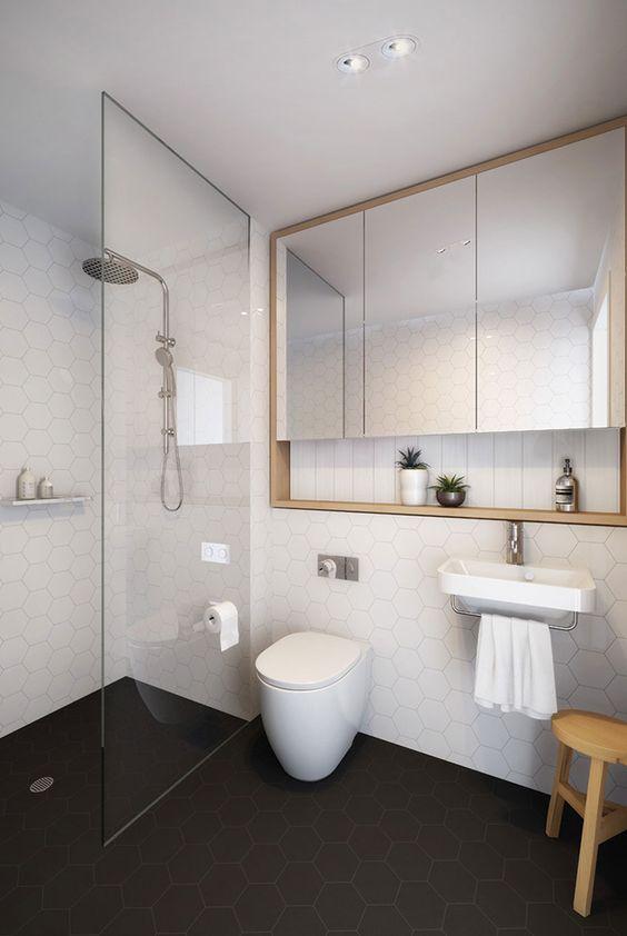 Armarios De Baño Pared:Estanterías y armarios para el cuarto de baño Artículo Publicado el