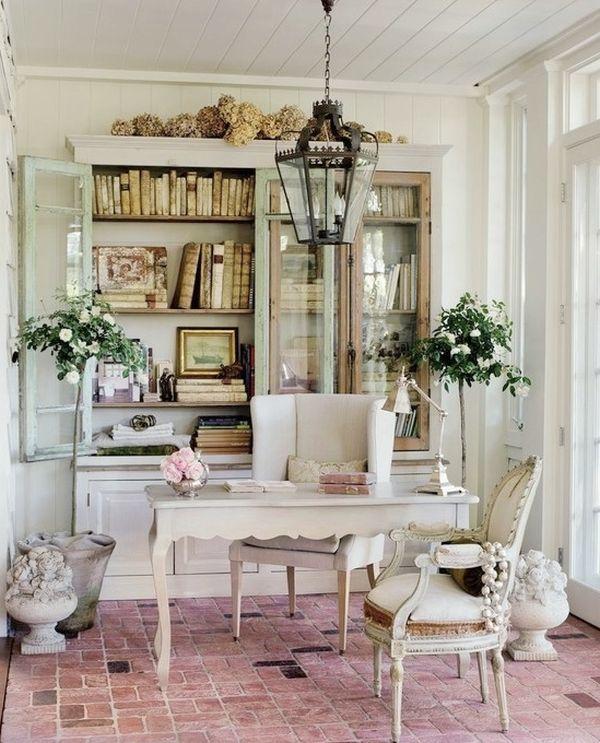 C mo incorpora elementos shabby chic a tu decoraci n - Estilo shabby chic muebles ...
