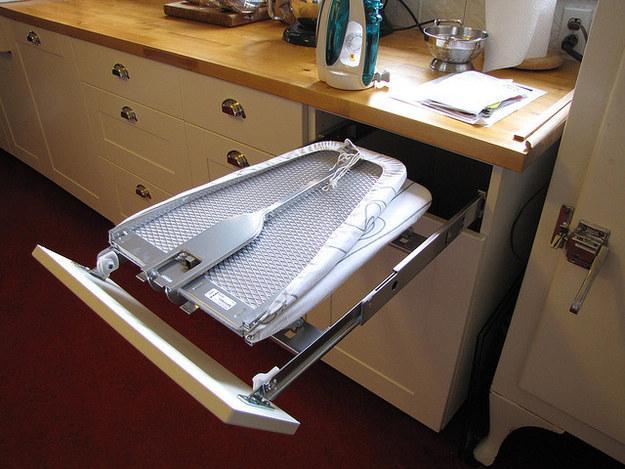 Cajones y estanter as extra bles para una cocina funcional - Lo ultimo en cocinas ...