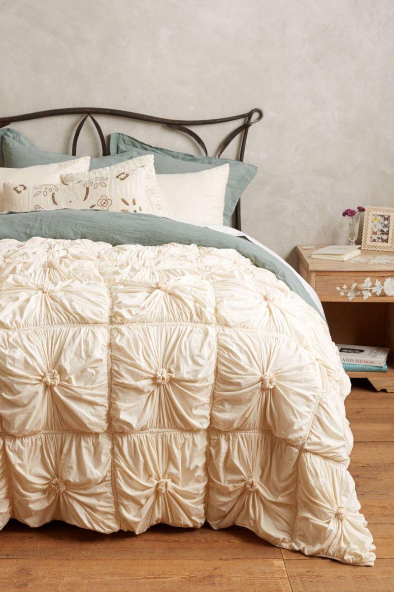 Ropa de cama para una habitaci n en estilo shabby chic - Ropa de cama para hosteleria ...