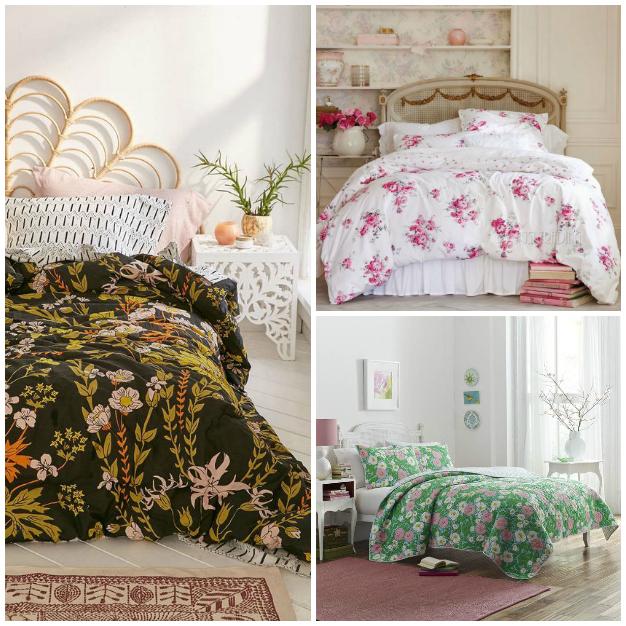 Ropa de cama para una habitaci n en estilo shabby chic for Conjuntos interiores femeninos