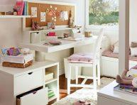 imagen Cómo decorar una zona de estudio para adolescentes