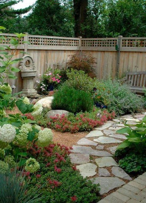 Ideas Para Un Jardin. Simple Ideas Para Disear Un Jardn Con Bajo ...