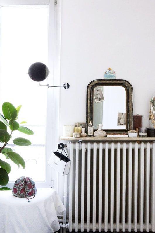 Ideas diy para decorar los radiadores de la calefacci n for Decorar radiadores