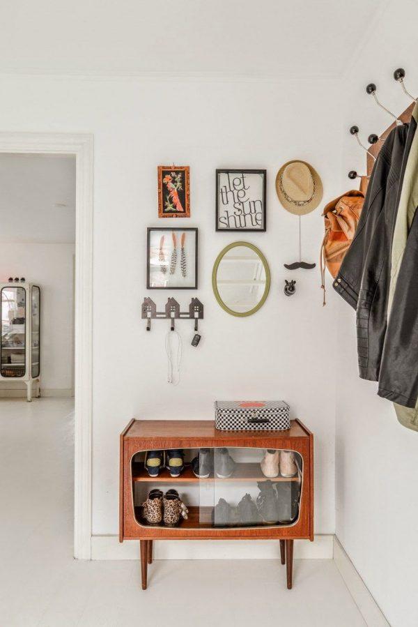 10 ideas para almacenar zapatos en el recibidor de la casa for Muebles para guardar zapatos
