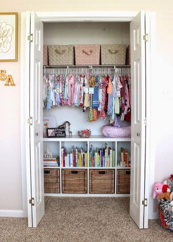 Cómo decorar y organizar correctamente el cuarto del bebé