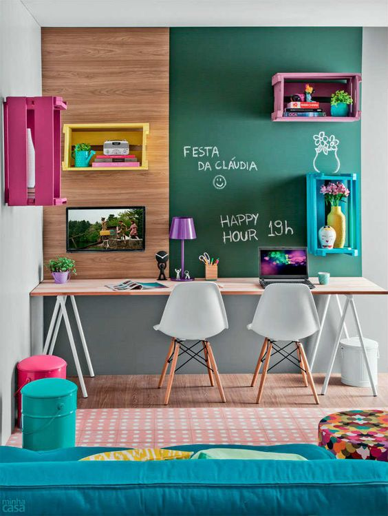 ideas-para-decorar-zonas-de-estudio-infantiles-16
