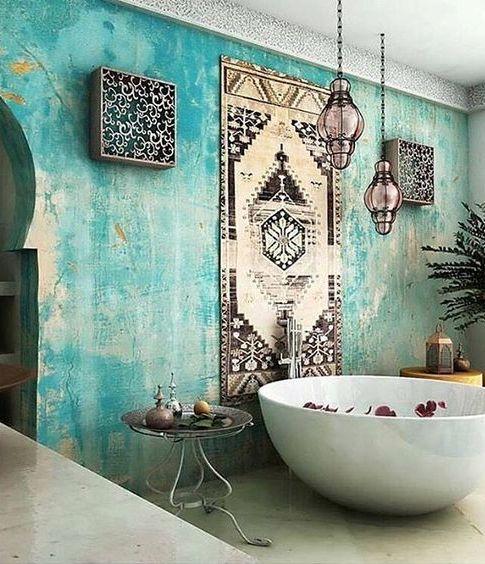 Baños Estilo Marroqui:El estilo marroquí para decorar la casa Artículo Publicado el 2009