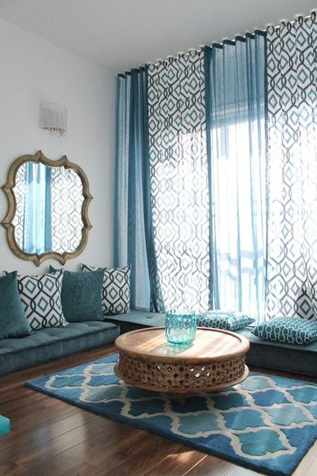 El estilo marroqu para decorar la casa for Decoracion marroqui