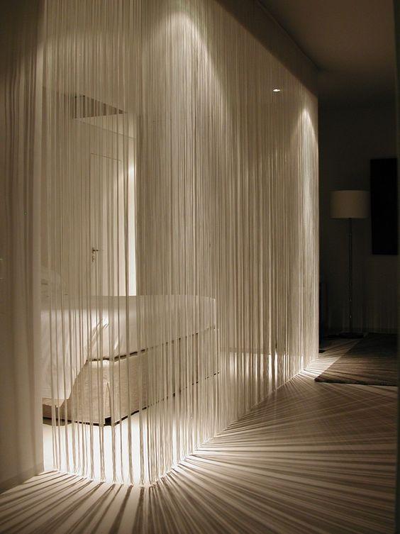 propuestas para separar ambientes con cortinas 01 - Cortinas Separadoras De Ambientes