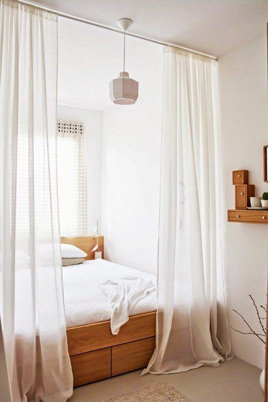 propuestas para separar ambientes con cortinas 04 - Cortinas Separadoras De Ambientes