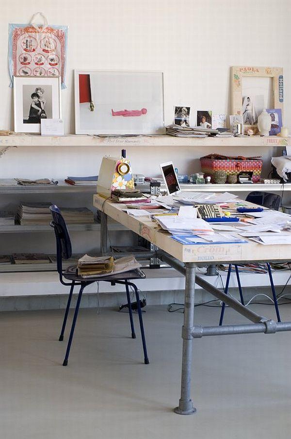 10 ideas para crear tu oficina en casa - Tu oficina en casa ...