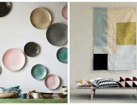 imagen 9 ideas para decorar paredes con lo que tienes en casa
