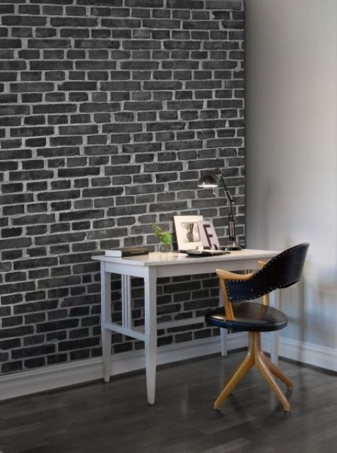 Decora tu oficina con ladrillo visto 17 gu a para decorar for Decora tu oficina
