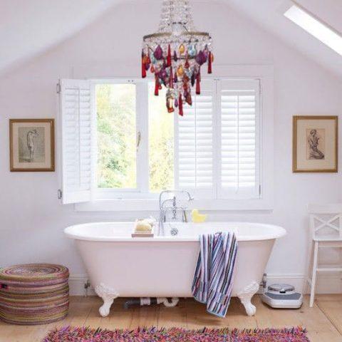 Lamparas de arana y de techo para el bano 05 gu a para - Lamparas para el bano ...