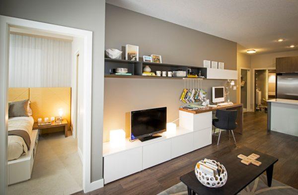 Propuestas decorativas con los módulos BESTÅ de IKEA