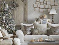 imagen Propuestas para decorar tu sala de estar esta Navidad