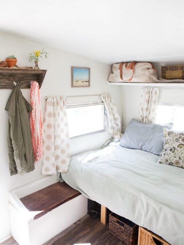 12 ideas para aprovechar mejor el espacio en casa - Aprovechar espacio dormitorio ...