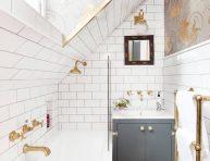 imagen 15 cuartos de baño pequeños con mucho estilo