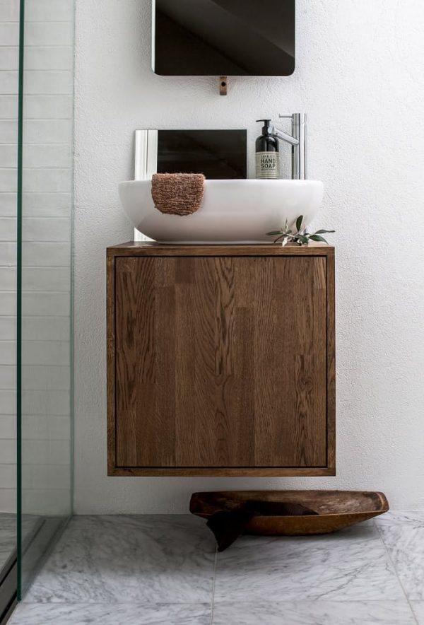 15 cuartos de bano pequenos pero con mucho estilo 04 - Cuartos pequenos con bano ...