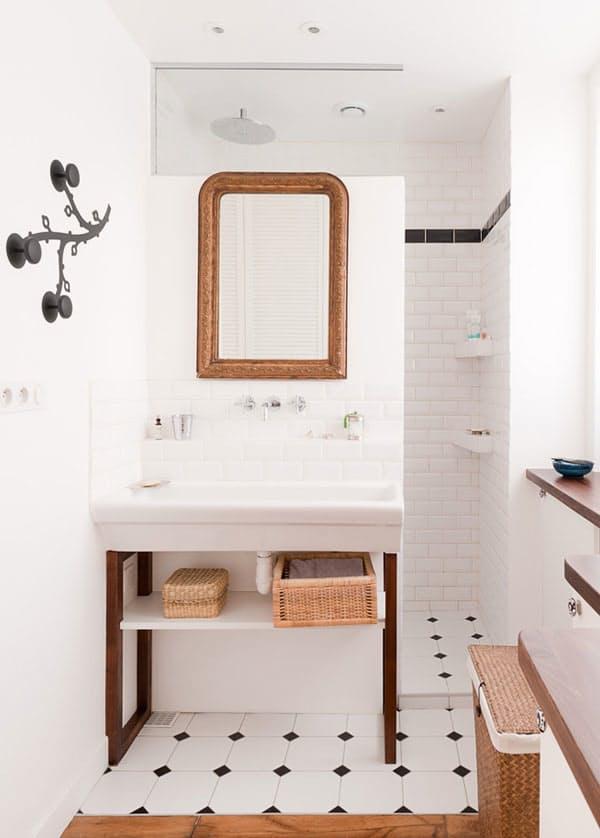 15 cuartos de ba o peque os con mucho estilo - Cuartos de bany ...
