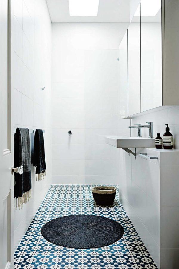 15 cuartos de ba o peque os con mucho estilo for Cuartos de bano pequenos con ducha