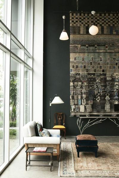Ideas creativas para decorar las paredes for Ideas creativas para decorar