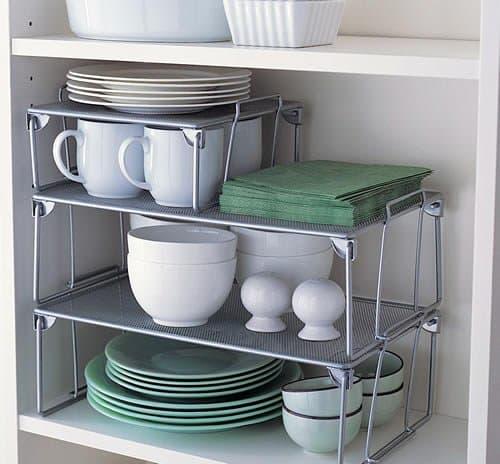 Ideas para organizar una cocina peque a for Organizar armarios cocina