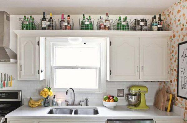 Ideas para organizar una cocina peque a for Como ordenar la cocina