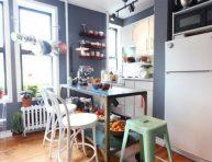 imagen Ideas para organizar una cocina pequeña