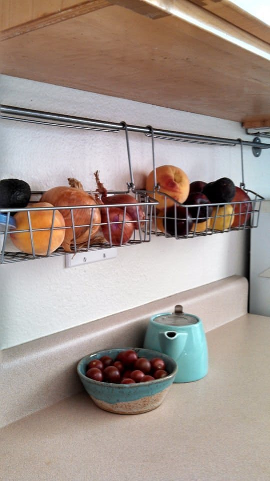 Ideas para organizar una cocina peque a for Como organizar una cocina pequena