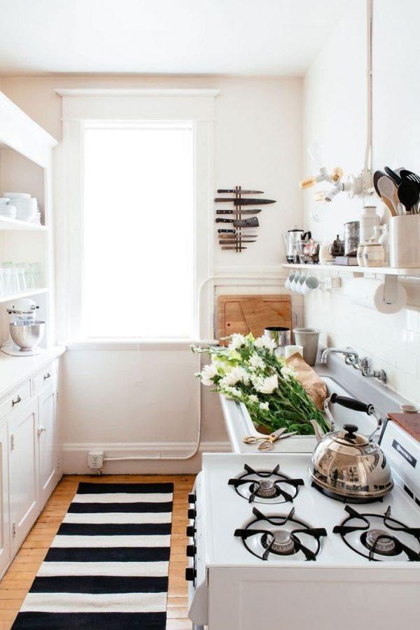 Ideas para organizar una cocina peque a for Ideas para cocinas pequenas
