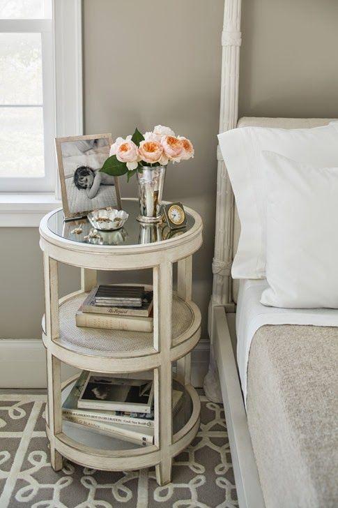 Mesillas de noche para habitaciones peque as - Muebles para habitacion pequena ...