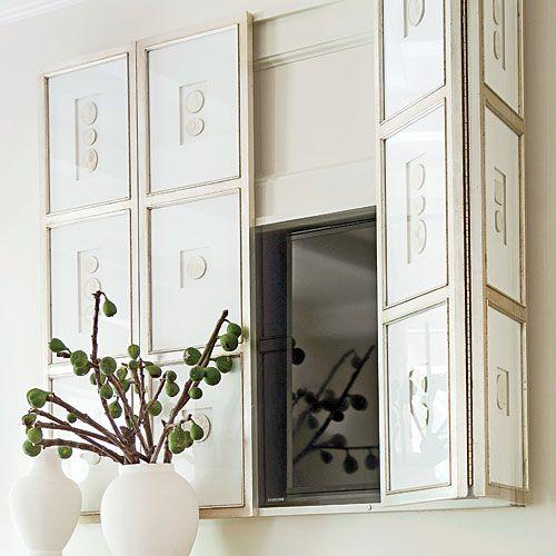 Propuestas elegantes para colgar tu smart tv en la pared - Colgar tv en pared ...
