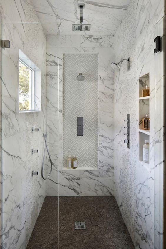 Propuestas para una ducha sin plato 02 gu a para decorar - Duchas sin plato ...