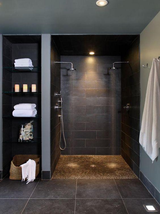 propuestas para tener una ducha sin plato en tu ba o