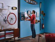 imagen Cómo decorar las paredes de casa rápido y sin dejar rastro