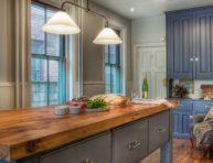 imagen Encimeras de madera para la cocina