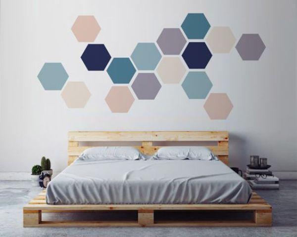 Ideas creativas para adornar las paredes