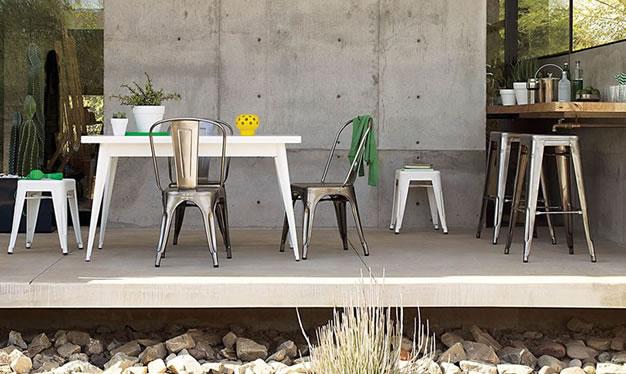 Soluciones de estilo para tu balc n de la mano de lovethesign - Mesa para balcon ...