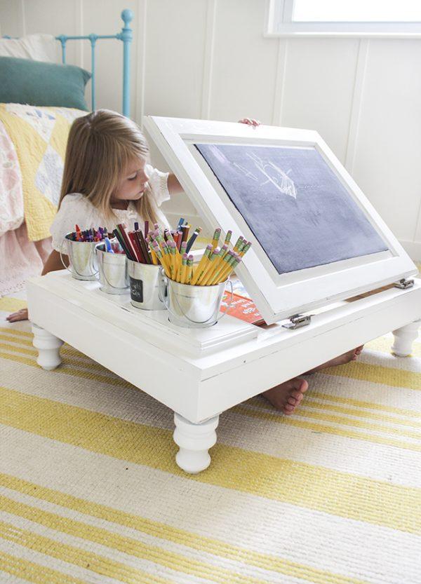 25 propuestas de escritorios diy para tu oficina en casa for Escritorios para oficina en casa