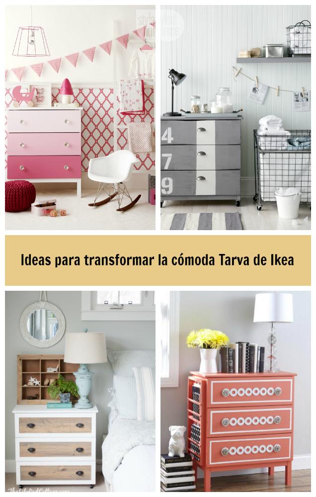 Tarva Ikea De Cómoda La Transformaciones Geniales 1c3lJuF5TK