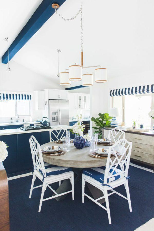 Gu a para elegir las cortinas de la cocina for Cortinas grises y blancas
