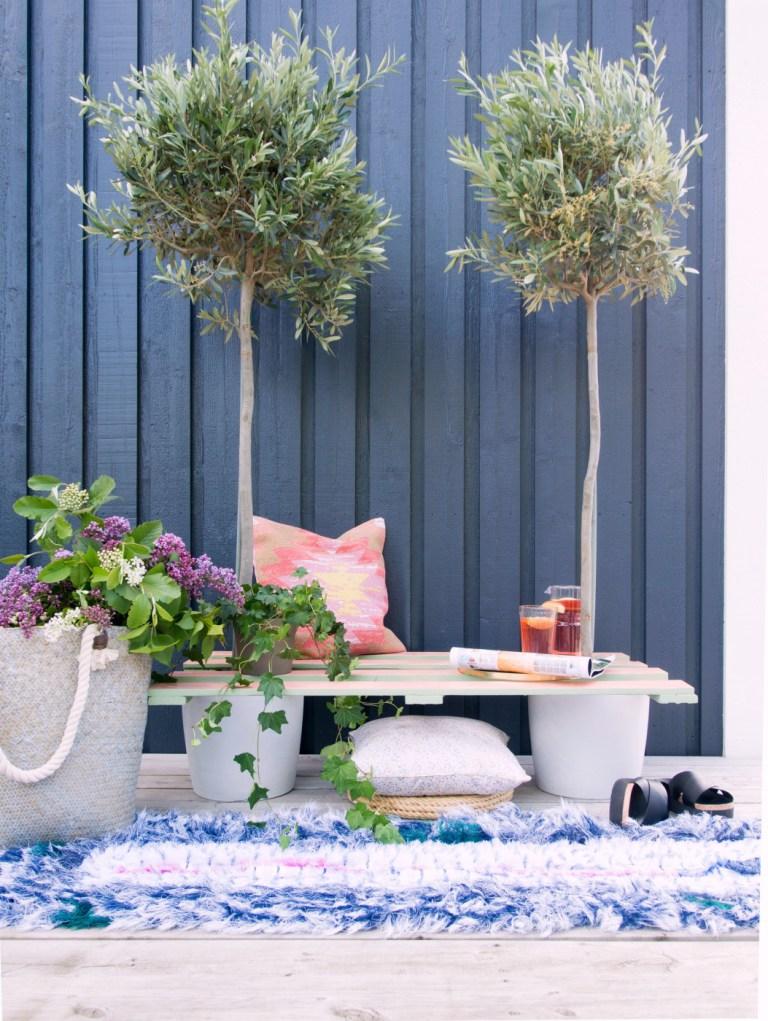 Ideas Para Decorar El Porche De Tu Casa - Como-decorar-un-porche