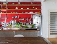 imagen Inspírate con estas coloridas cocinas y cambia la tuya