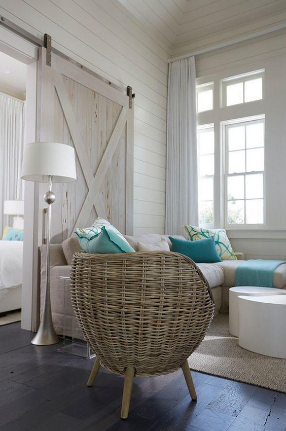 Beachy Room Ideas