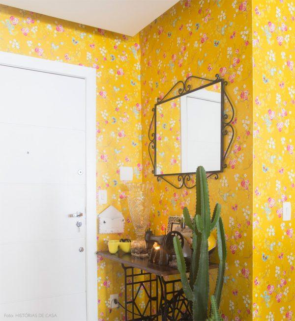 Renueva cualquier espacio de tu casa con papel pintado for Papel pintado para puertas