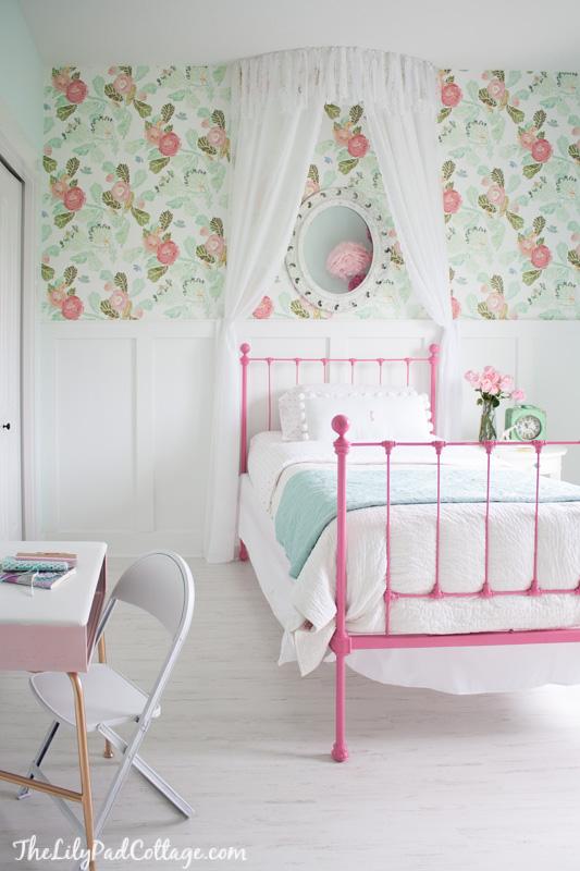 Renueva cualquier espacio de tu casa con papel pintado - Casas decoradas con papel pintado ...