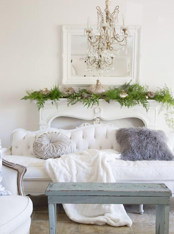 15 ideas de estilo french country para tu sala de estar